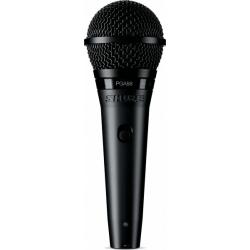 Вокальный микрофон SHURE PGA58 XLR + кабель XLR-XLR